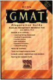 img - for Cliffs Graduate Management Admission Test: Preparation Guide (Test preparation guides) book / textbook / text book