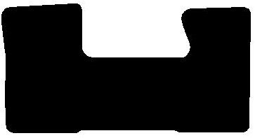 Ford Ranger Stain Resistant Carpeted Custom-Fit Floor Mats - Automatic, 2Wd 1... front-583318
