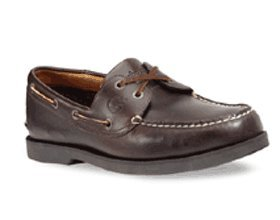 Timberland Men's Youngstown Boat Shoe,Dark Brown