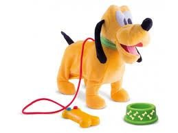 Walking Pluto Doll Moves and Barks Remote Interactive IMC Toys- 181243
