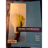 img - for College Mathematics for business, economics, life sciences, and social sciences-- 2nd Custom Edition for Pellissippi State Community College book / textbook / text book