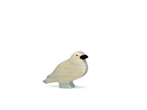 Holztiger Taube - 1