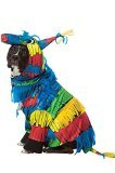 Rasta Imposta Pinata Dog Costume, 3X-Large