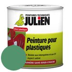 Plastic Paint 0.5 L-JULIEN 687512-Parsley