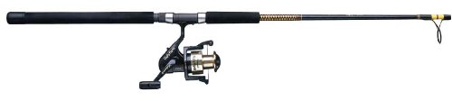 Shakespeare Medium Action Ugly Stik Bigwater Combo
