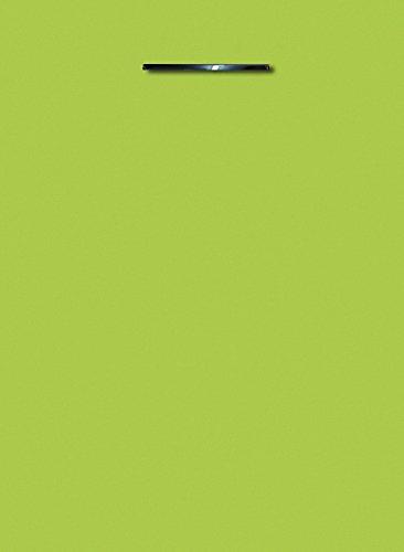 Küchenschrank Unterschrank Front für Geschirrspüler FE (Breite 45cm-vollintegriert, 61 Limonengrün)