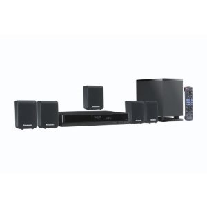 Panasonic SC-PT90EB-K 5.1 Channel DVD Home Cinema System