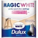Dulux Magic White Matt Pure Brilliant White 10L [Misc.]