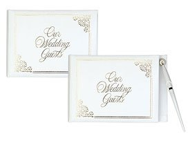 White-Wedding-Guest-Book-Without-Pen
