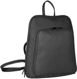 B002G7YNO4 David King & Co. Backpack, Black, One Size