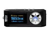 Trekstor i.Beat organix Tragbarer MP3-Player 512 MB schwarz