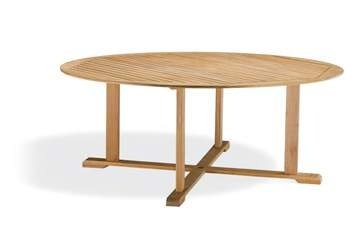 Oxford Garden 67-Inch Round Dining Table