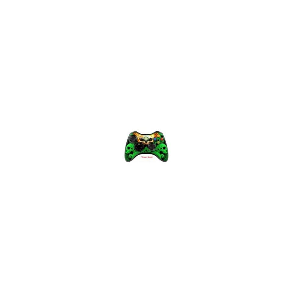 Green Skulls 3Mod Xbox (10 Modes Rapid Fire + Super