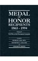 Medal of Honor Recipients 1863-1994: 2 Volume Set