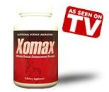 Xomax Ultimate Sexual Enhancement Formula 30 Capsules