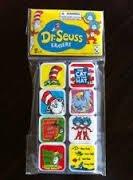 Dr Seuss Erasers