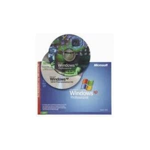 Microsoft Windows XP 2002 Home Edition SP2 OEM (Microsoft x10 ...