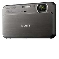 Sony T Series DSC-T99/B 14.1 Megapixel DSC Camera with Super HAD CCD Image Sensor (Black)