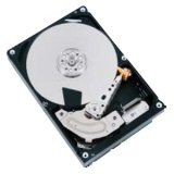 Toshiba MG03ACA300 Hard drive - 3 TB - internal - 3.5 inch - SATA-600 - 7200 rpm - buffer: 64 MB