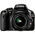 Canon EOS 600D SLR (Black with Kit I EF-S18-55mm IS II Lens)