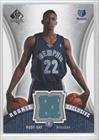 Rudy Gay Memphis Grizzlies (Basketball Card) 2006-07 SP Authentic Rookie Exclusives... by SP+Authentic