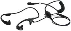 Motorola RMN5114 Lightweight Temple Transducer Headset