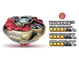Magnext Metal XS Battle Strikers Turbo Tops #29779 Valkyria