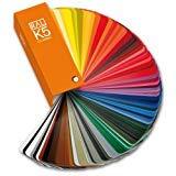 RAL K5 Gloss - Colour fan deck (Color: Various)