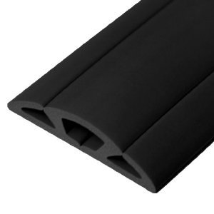 urashima taro neoprene rubber floor cord protector concealer floor cable cover management. Black Bedroom Furniture Sets. Home Design Ideas