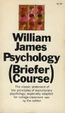 Psychology: Briefer Course (0020770405) by James, William
