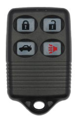 1989-1990 Buick Reatta iKeyless Brand Remote Keyless Entry - 4 Button