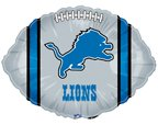 Classic Balloon Detroit Lions Team Football Balloon