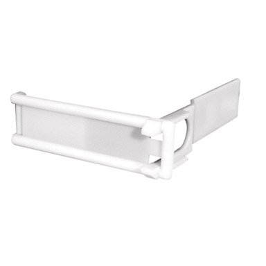 Prime Line S 4552 Oven And Microwave Safety Latch, White