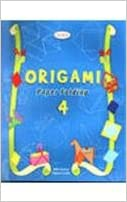 Origami Paper Folding 4 available at Amazon for Rs.50