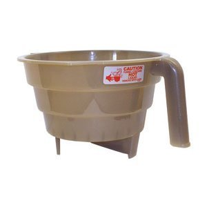 Bunn 03021.0004 Funnel Assy,Smoke-Tea(Tu3/T3) front-574433