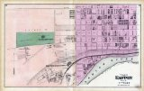Easton - Ward 7, Northampton County 1874, Pennsylvania, 1874 Fine-Art Reproduction