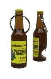 pacifico-clara-beer-bottle-shaped-keychain-bottle-opener-new