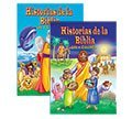 Historias de la Bibla Lee y Colorea (Assorted, Designs Vary) - 1