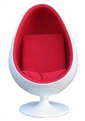 com arne jacobsen egg shaped easter chair living room chairs