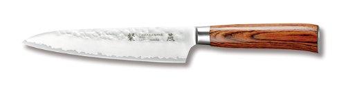 Tamahagane San Tsubame Wood SNH-1107 - 6 inch, 150mm Utility Knife