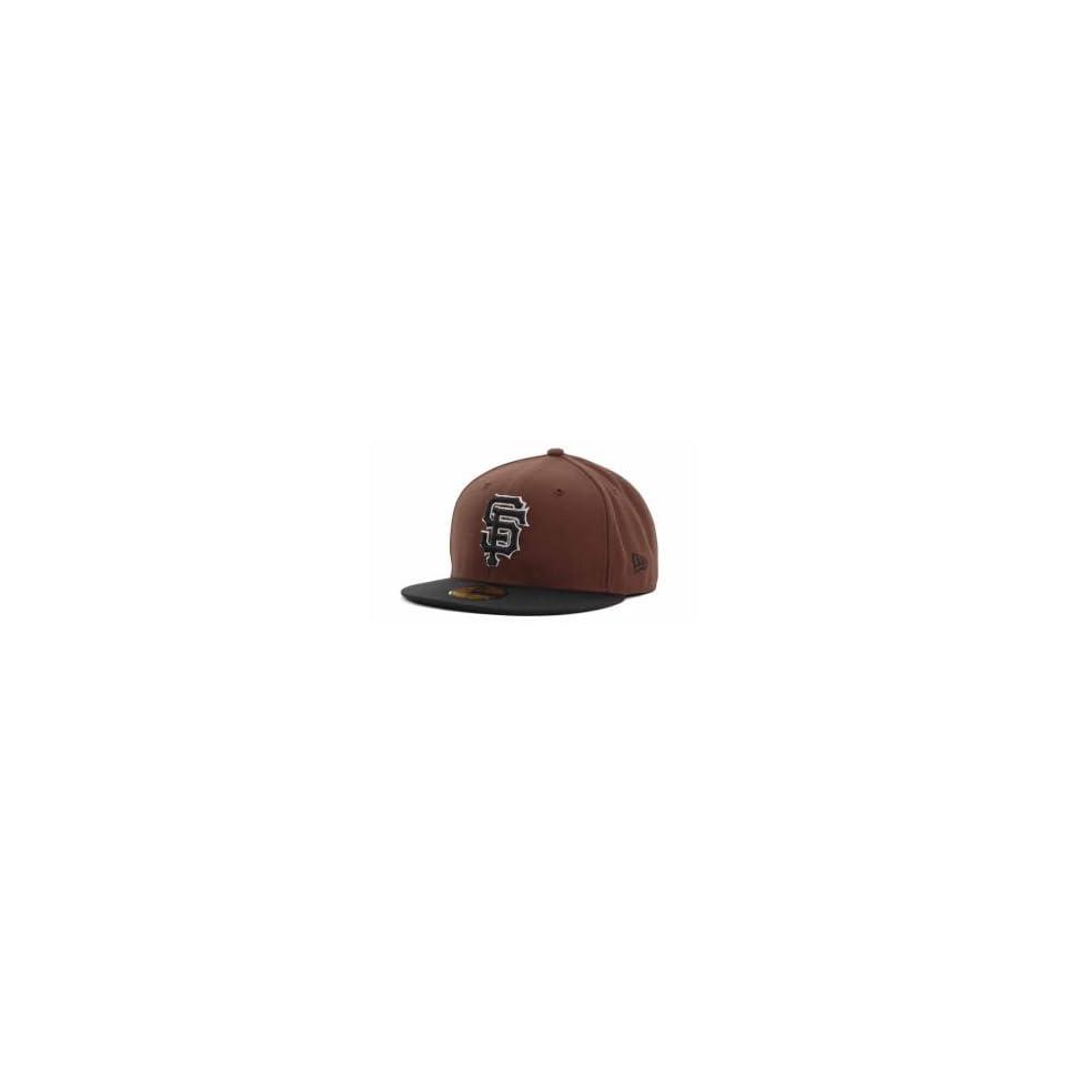San Francisco Giants New Era MLB BW 2 Tone 59FIFTY
