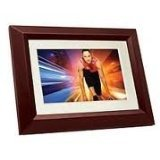 Philips SPF3402S G7 10.1-Inch Digital Picture Frames (Brown Black with White Matte)