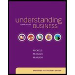 img - for Understanding Business [Eighth Edition] by William G. Nickels, James M. McHugh, Susan M. McHugh [Irwin/McGraw-Hill,2006] [Hardcover] 8th Edition book / textbook / text book