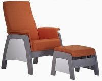 Glider And Ottoman Cushions front-165049