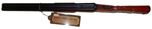 Gei Utility Lighter Double Barrel Shotgun