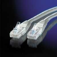 Roline – Patch-Kabel – RJ-45 (M) – RJ-45 (M) – 2 m – UTP