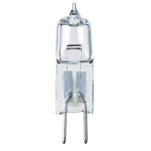 (Pack of 10) 35-Watt 12V JC G4 Base Halogen Lamp 35W Bi-Pin Light Bulbs