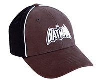 Batman Navy/Grey Mesh Back Hat