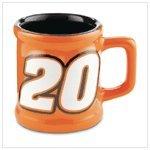 Tony Stewart Nascar Collectible Racing Mini Mug Shot front-676900