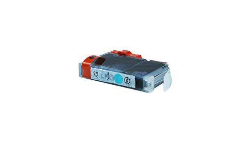 Kompatibel für Canon Pixma IP 6700 D Tinte cyan hell - CLI-8PC / 0624B001 - Inhalt: 12 ml